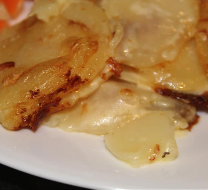 Easy Potato Bake