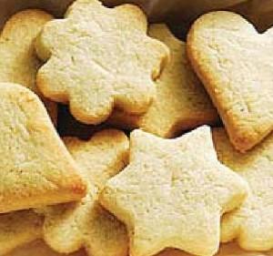 Gluten Free Shortbread Biscuits