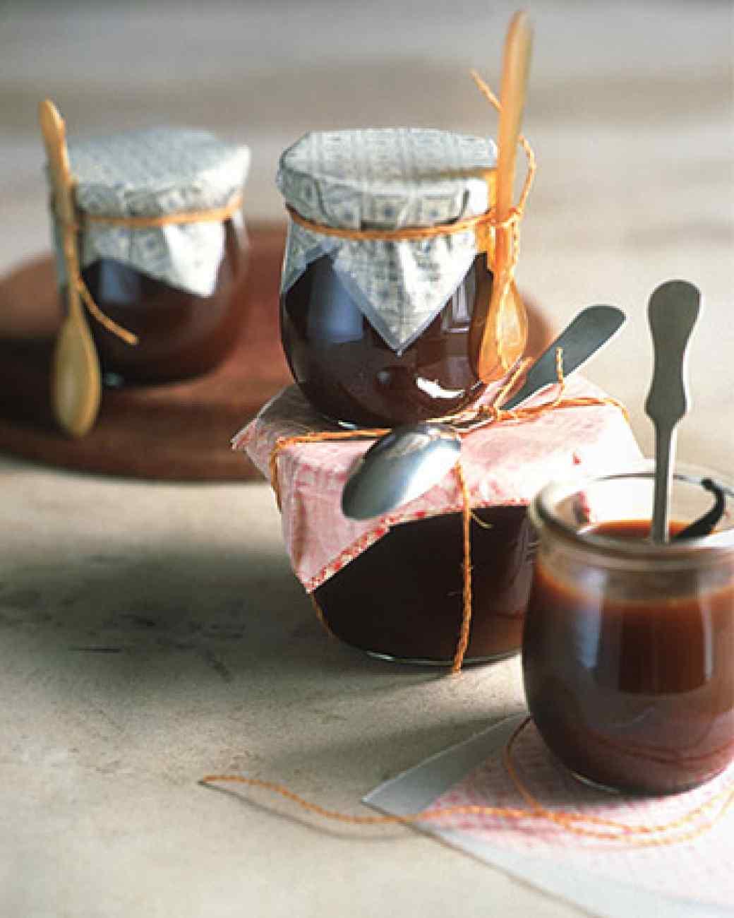 Caramel and Whisky Sauce