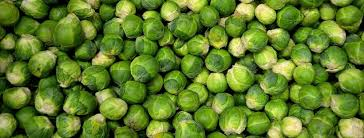 Braised Buttery Brussel Sprouts