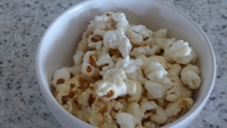 Sweet and Salty Popcorn #