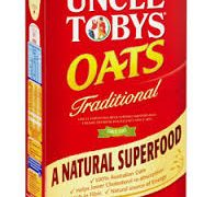 Uncle Toby OATS - Porridge