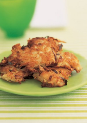 Potato and Leek Rosti