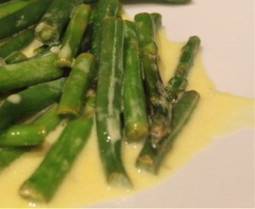 Lemony Asparagus and Green Beans *