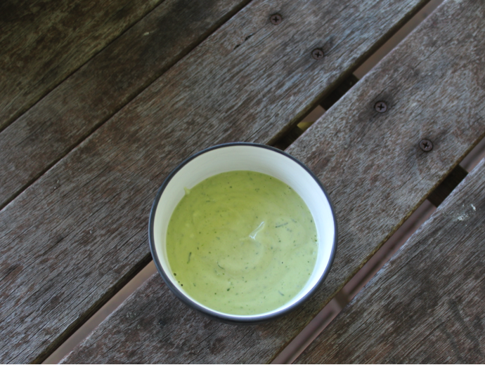 Green Cashew Dressing