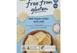 (Failsafe Diet) Potato Chips