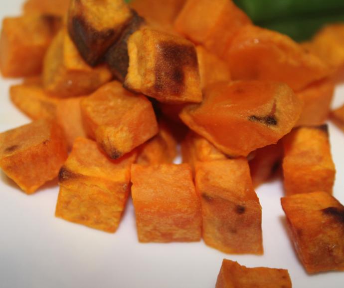 Roasted Sweet Potato Bites *